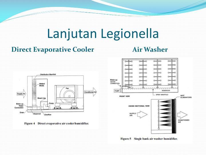 Lanjutan Legionella