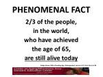 phenomenal fact