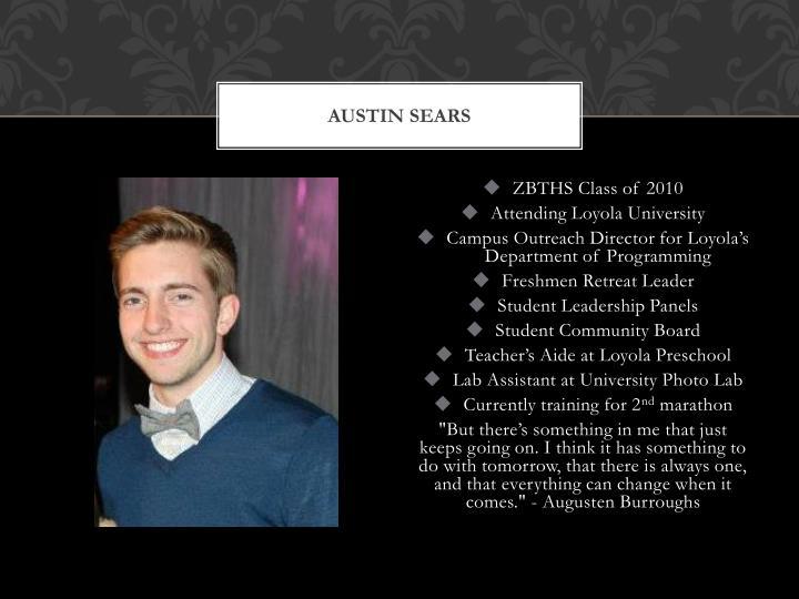Austin Sears