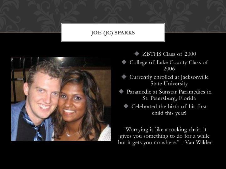 Joe (JC) sparks