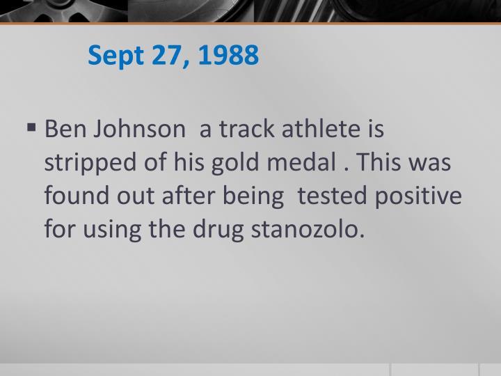 Sept 27, 1988