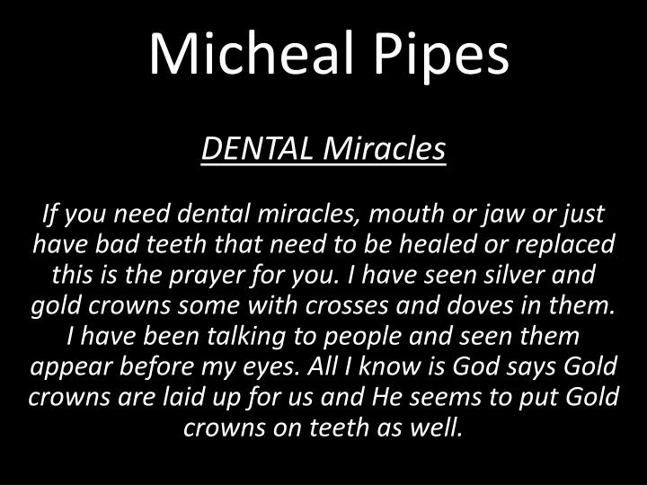 DENTAL Miracles