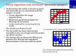 canny algorithm and minimum perimeter polygons1