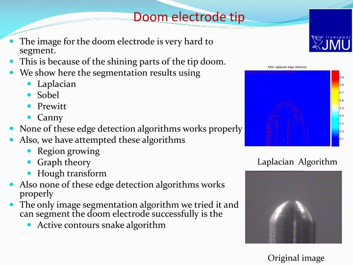 Doom electrode tip