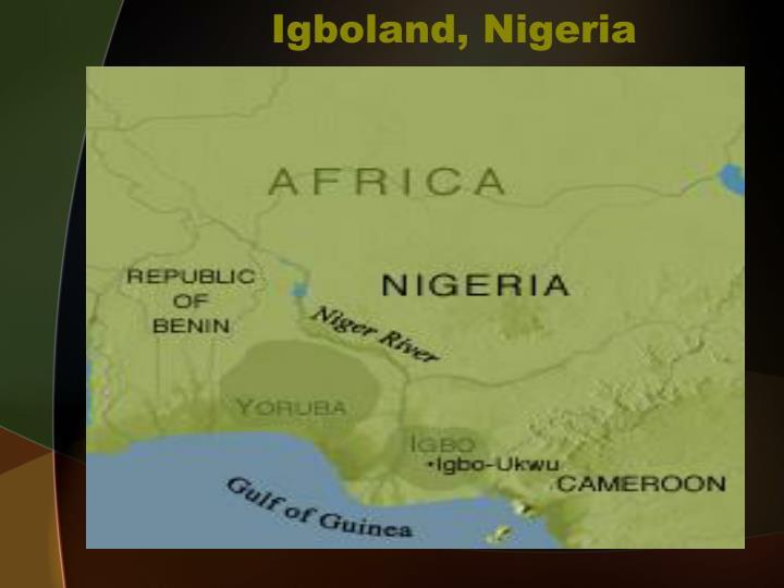 Igboland, Nigeria