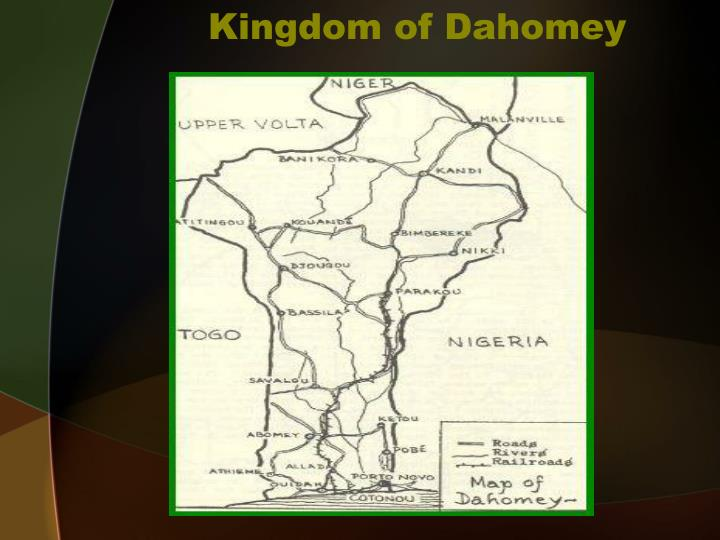 Kingdom of Dahomey