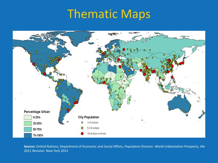 Thematic Maps