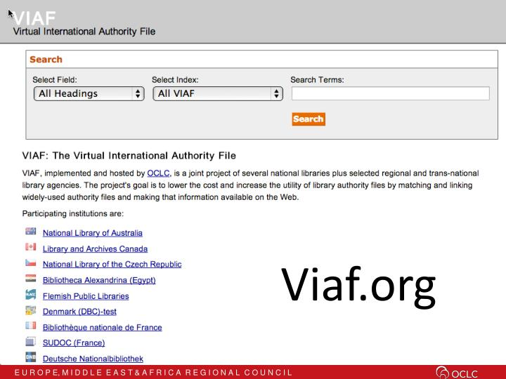 Viaf.org