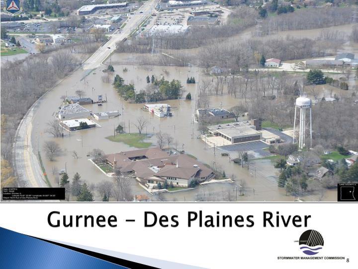 Gurnee - Des Plaines River