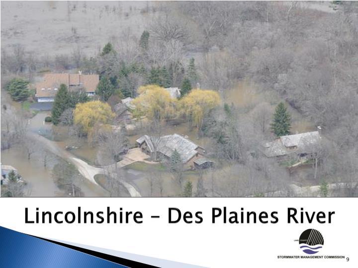 Lincolnshire – Des Plaines River