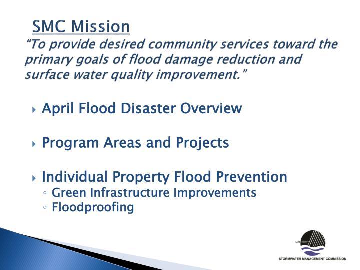 SMC Mission