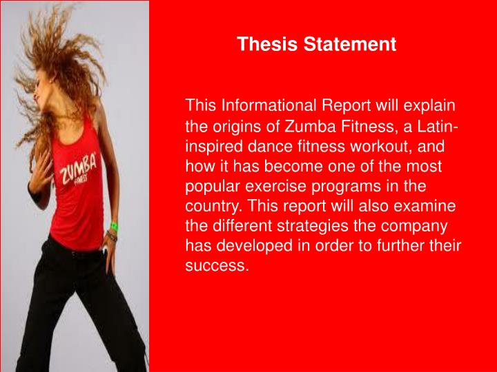 thesis statement online exercises