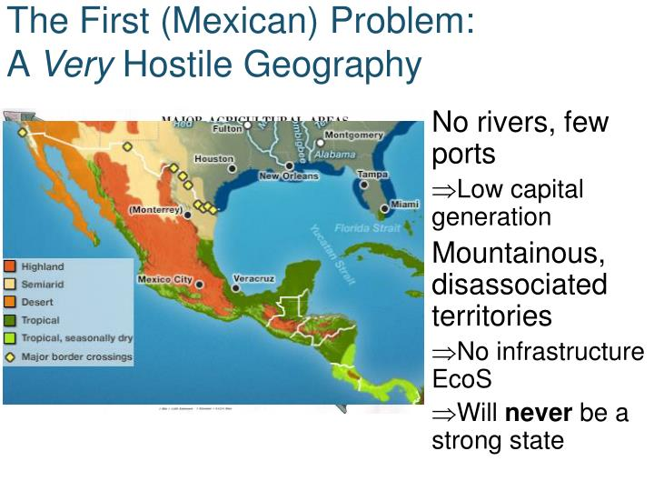 The First (Mexican) Problem: