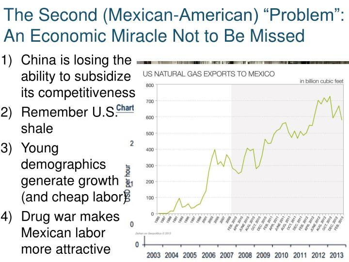 "The Second (Mexican-American) ""Problem"":"