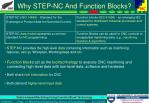 why step nc and function blocks