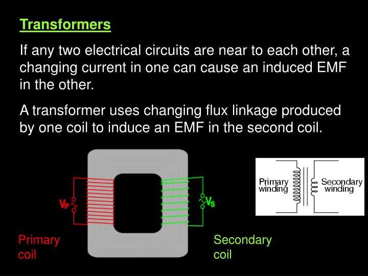 Primary coil