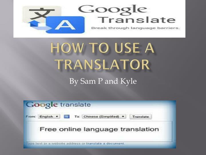 Translate Powerpoint Presentation  PPT Files  52