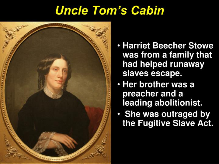 Harriet Beecher Stowe - PowerPoint PPT Presentation
