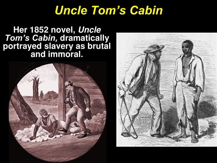 the presentation of femininity in uncle toms cabin a novel by harriet beecher stowe Harriet beecher stowe's anti-slavery novel, uncle tom's cabin, is published the novel sold 300,000 copies within three months and was so widely read that when president abraham lincoln met .