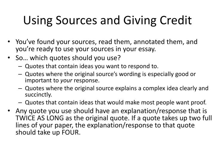 using quotes essay powerpoint Using quotations in essays powerpoint presentations - 24 hour essay writing service general using quotations in essays powerpoint presentations.