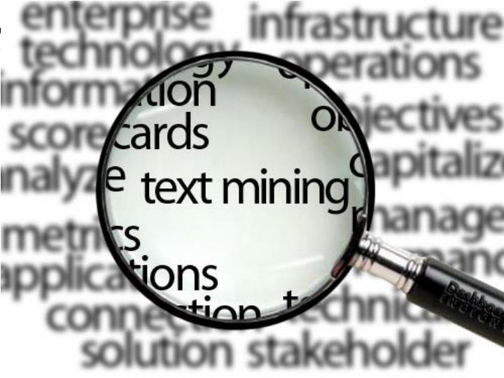 What is text mining what are the application areas what are the challenges what are the tools