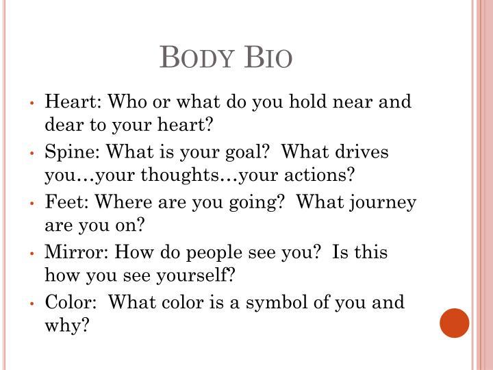 Body Bio