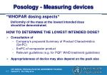 posology measuring devices2