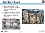 cool down circuit