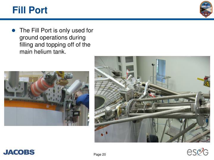 Fill Port