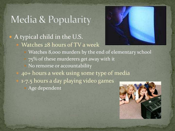 Media & Popularity