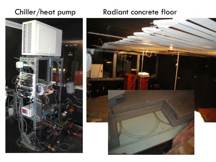 Chiller/heat pump