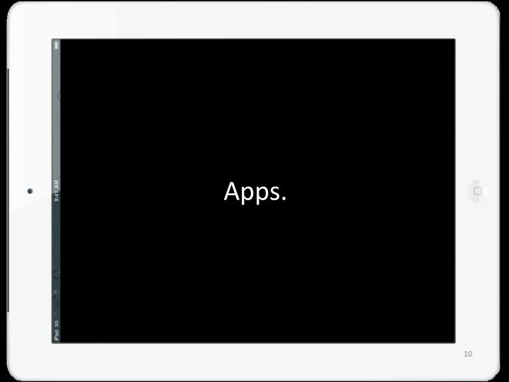 Apps.