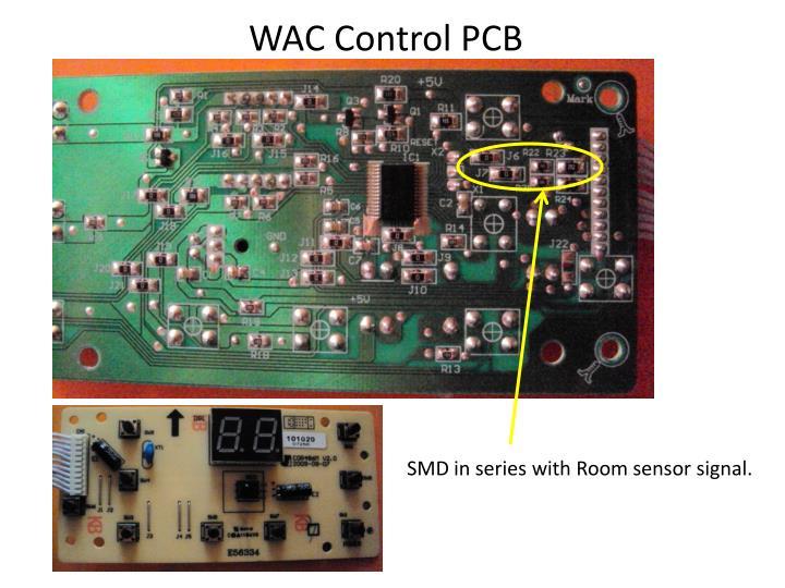 WAC Control PCB
