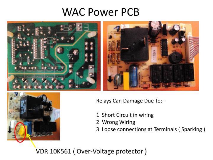 WAC Power PCB