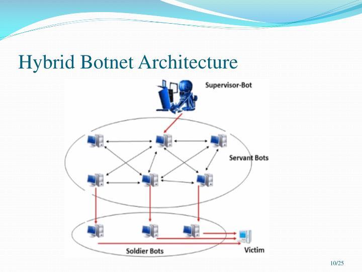Hybrid Botnet Architecture