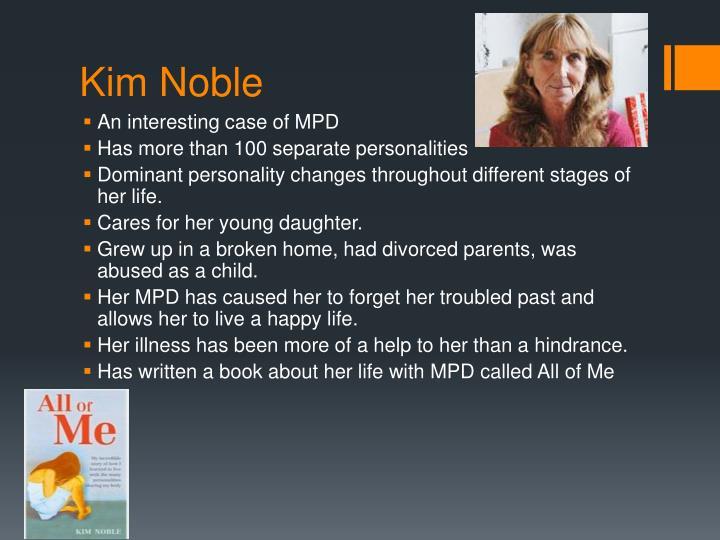 Kim Noble