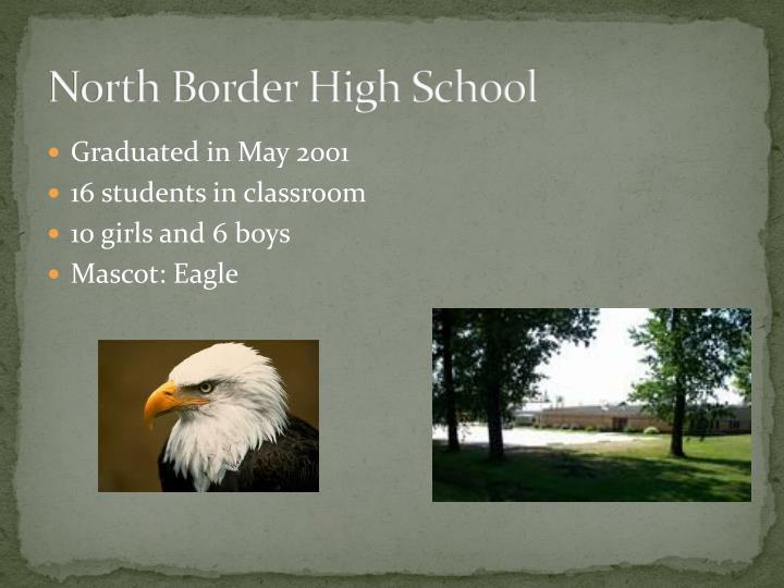 North Border High School