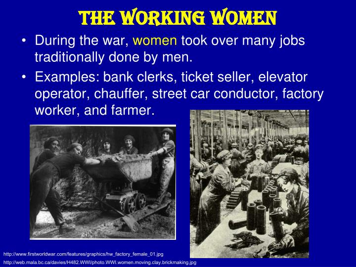 The Working Women
