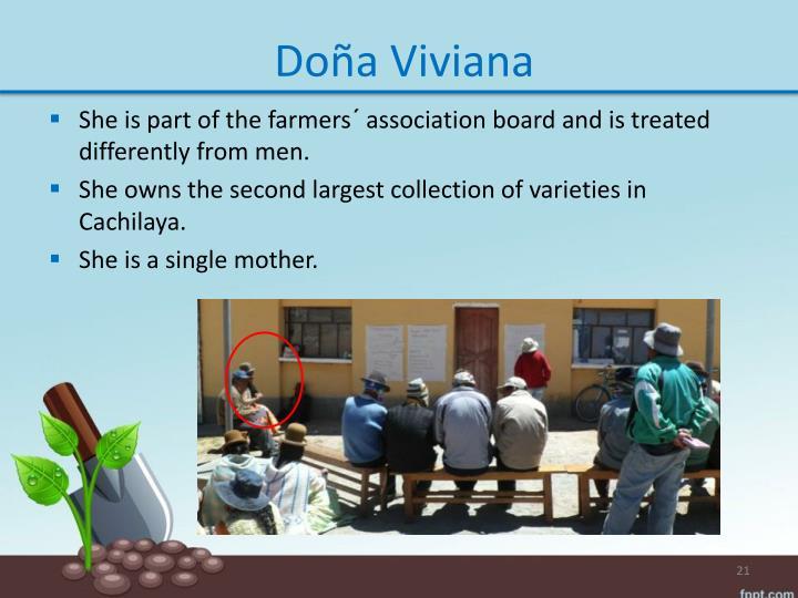 Doña Viviana