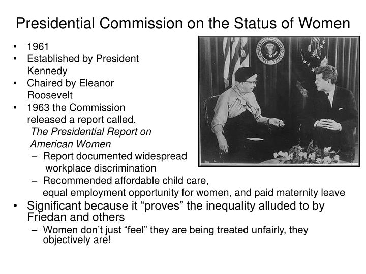 Presidential Commission on the Status of Women