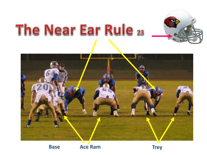 The Near Ear Rule