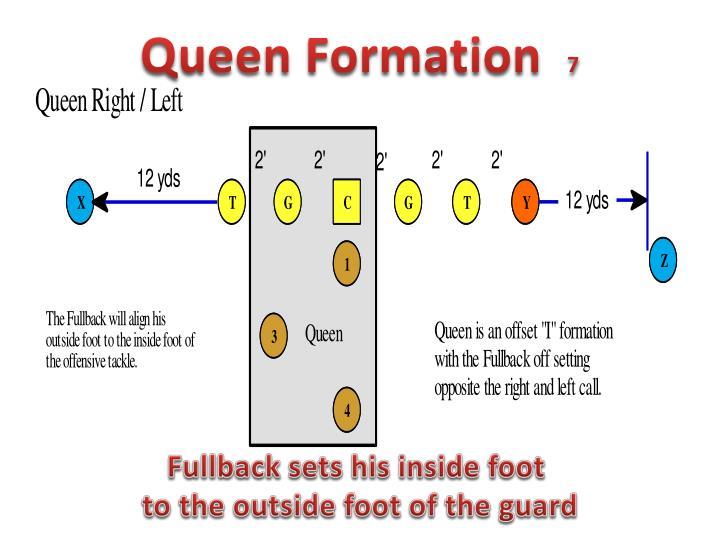 Queen Formation