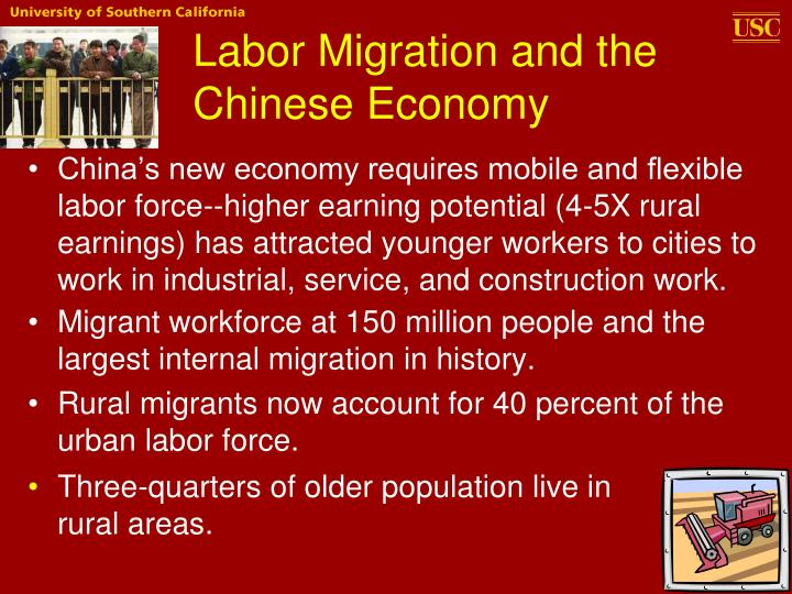 Labor Migration and the Chinese Economy