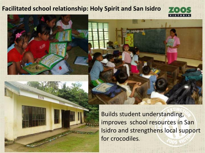 Facilitated school