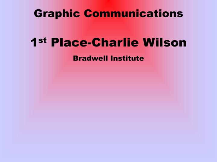 Graphic Communications