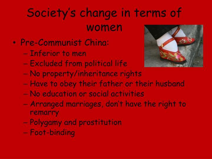 Society's