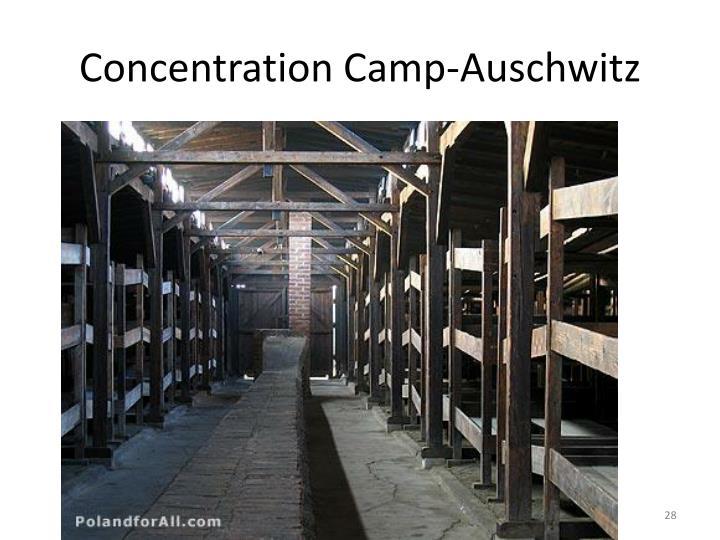 Concentration Camp-Auschwitz