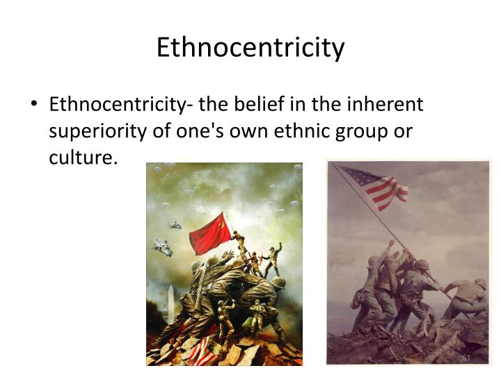 Ethnocentricity