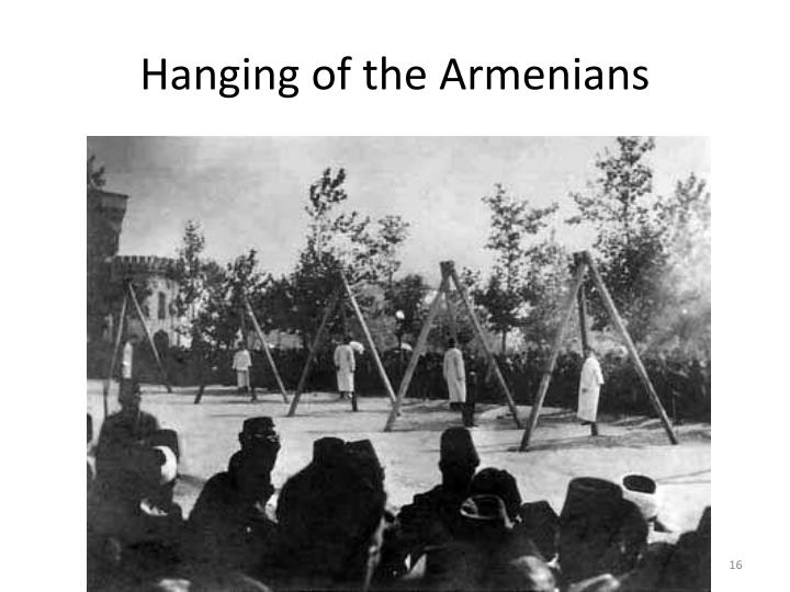Hanging of the Armenians