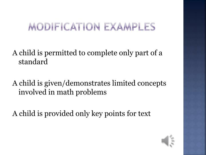 Modification Examples